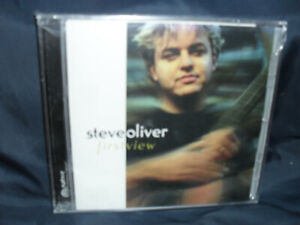 Steve-Oliver-First-View-still-sealed