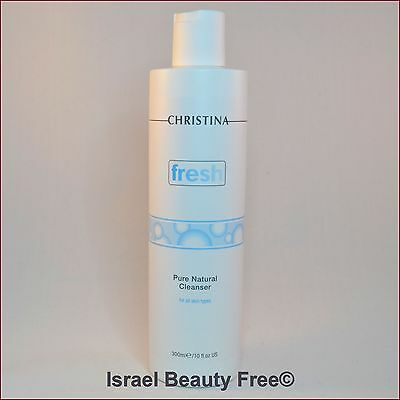 Christina Fresh Pure & Natural Cleanser for All Skin Types 300 ml