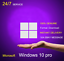 Microsoft-Windows-10-Pro-Professional-32-64bit-Genuine-License-Key 縮圖 1