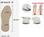 Pronation-Correction-X-O-Type-Bowlegs-Supination-Eva-Leather-Posture-Insoles miniatura 16