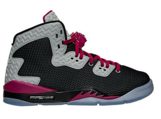 super popular f7aea 803d8 Nike Girls' AIR JORDAN SPIKE 40 GG Basketball Shoes 811121-009Y a1