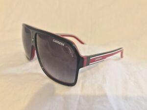 CHEAP! (NEW) CARRERA 27 S XAV9O Red   Black Aviator Sunglasses ... 3f76935c56