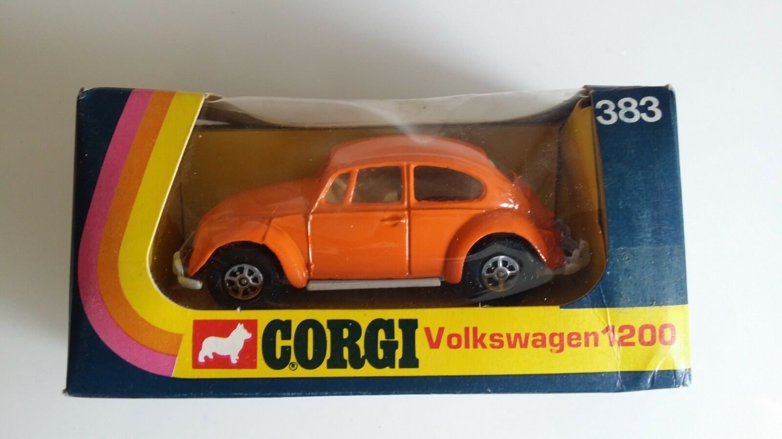 Corgi vw 1200 383 mib
