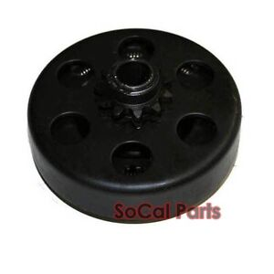 Details about 97cc 2 8HP Clutch w/ size #35 chain 11T sprocket for Baja  Doodle Bug Minibike