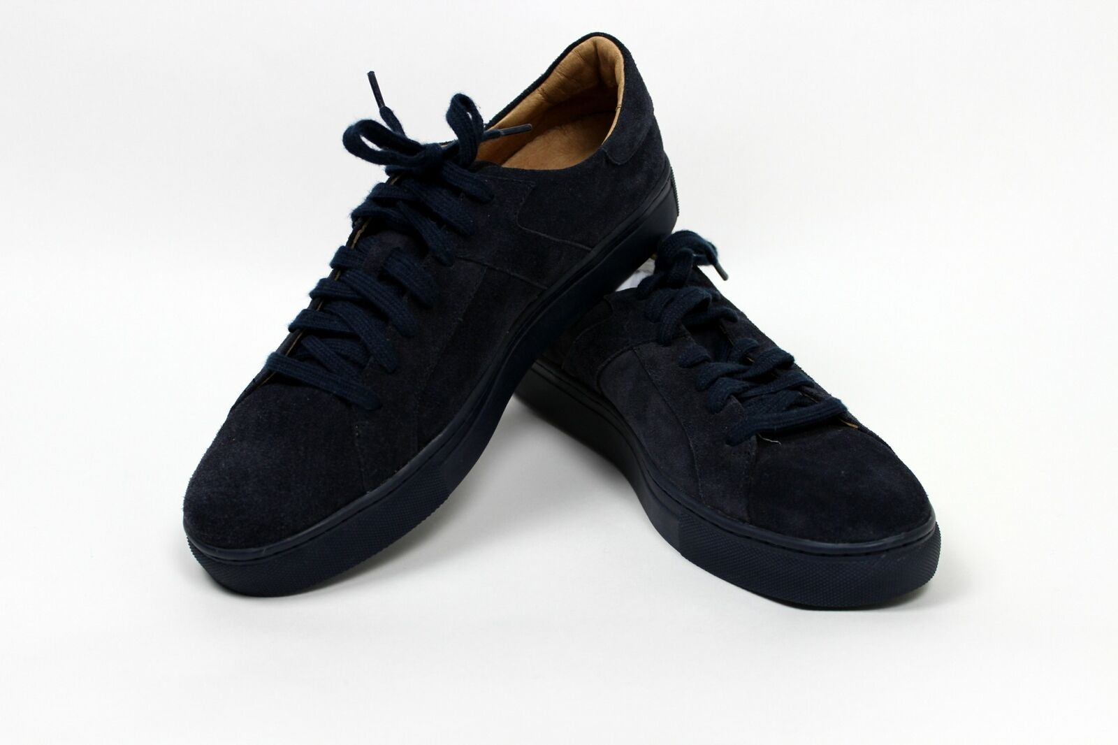 BRAND NEW - Trask Aaron Sneakers Navy Suede -8M-MSRP