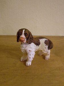 Dollshouse-Miniature-SPRINGER-SPANIEL-Dog