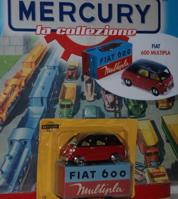 1/48 Mercury Collection Fiat 600 Multipla