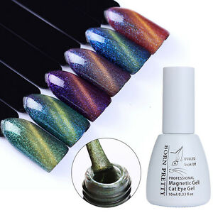 10ml-BORN-PRETTY-Chamaeleon-Cat-Eye-UV-Gel-Nagellack-Soak-Off-Gellack-Nail-Polish