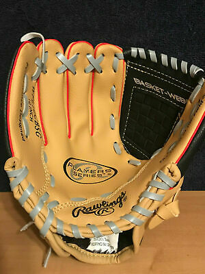 "Baseball Glove Rawlings Player Series 10"" Tee Ball Glove WPL10CBSG - Lefty | eBay"