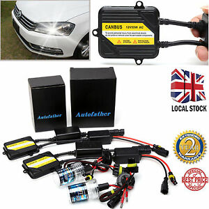 Xenon-HID-H7-Conversion-Light-Kit-Error-Free-For-Volkswagen-VW-Passat-Polo-Golf