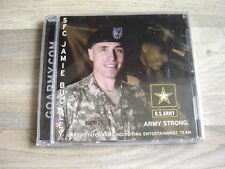 americana CD military*NEW*USA country rock US ARMY navy SFC JAMIE BUCKLEY strong