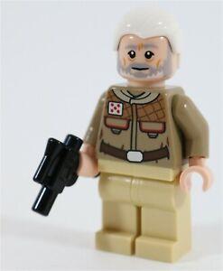 LEGO STAR WARS CUSTOM JAN DODONNA REBEL MINIFIGURE YAVIN 4 MADE OF LEGO PARTS