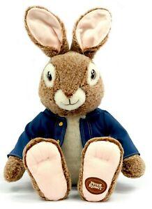 PETER-RABBIT-MOVIE-16-034-Stuffed-Plush-Easter-Bunny-Gift-BEATRIX-POTTER-NEW-2020