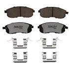 Disc Brake Pad Set-Brake Pads Perfect Stop PC815