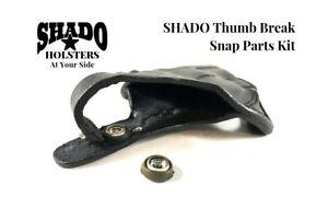 SHADO Holsters Thumb Break Snap Parts Kit