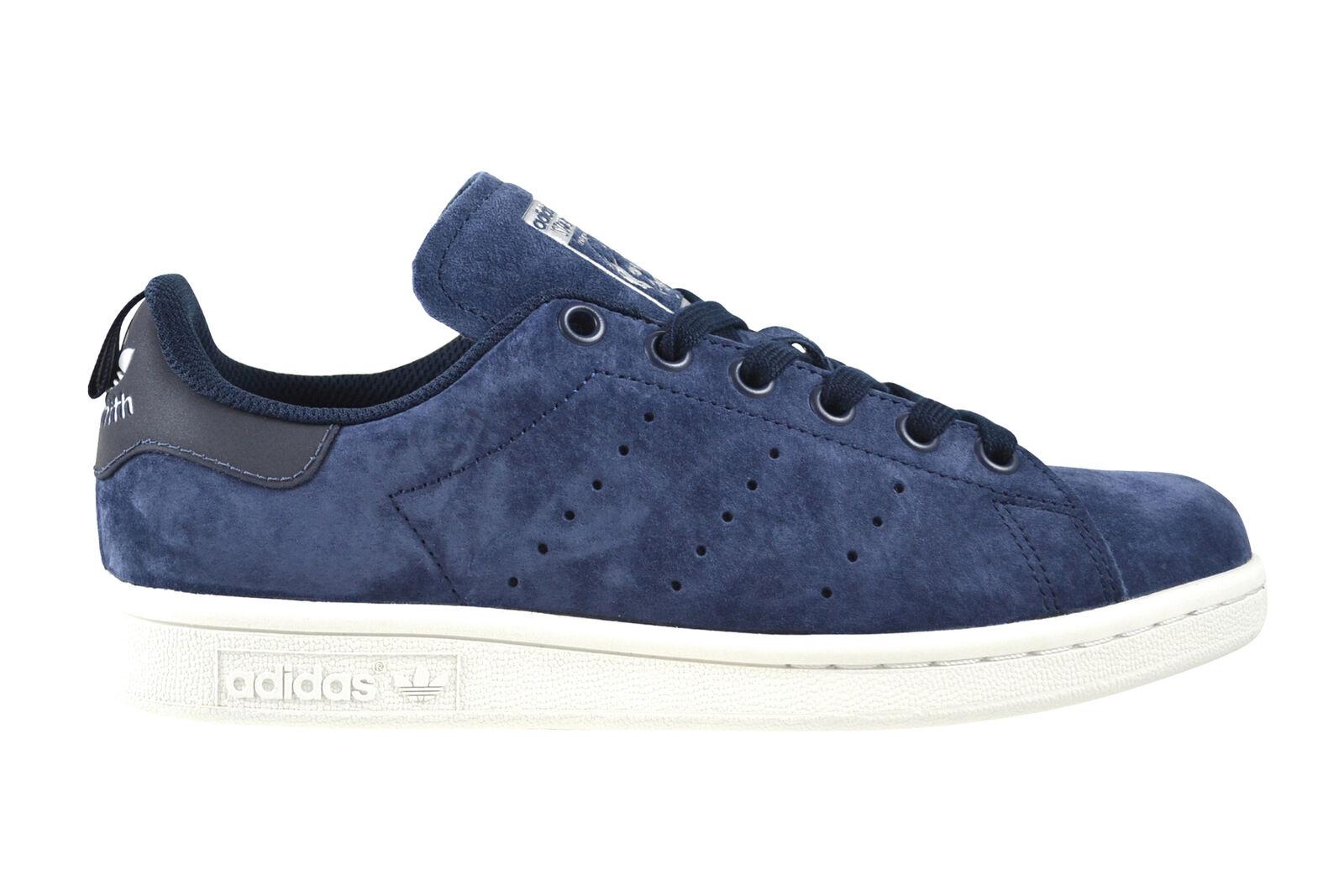 Adidas Stan Smith conavy conavy ftwwht cortos zapatos azul s80027