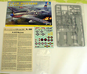 ITALERI-086-F51D-Mustang-scala-1-72
