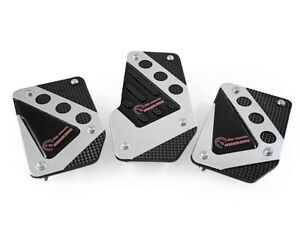 Pedalset Sportpedale 3x Pedal Für Nissan Prairie Primera Pulsar Sentra Sunny