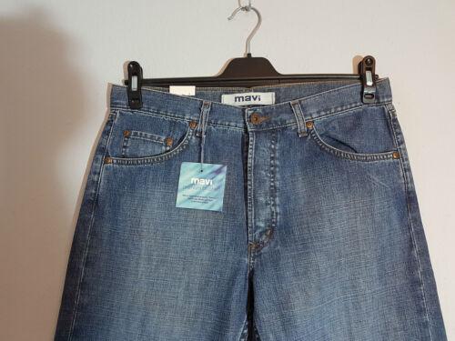 W34   L32 MAVI 051 Herren Jeans Slim Fit W31 L34 blau  NEU mit Etikett