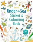 Under the Sea Sticker and Colouring Book by Jessica Greenwell (Paperback, 2014)