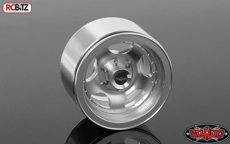 Interruttore  1.9  Lega Ruote Montaggio Hex 12 mm argentoo tuttii Blazer RC4WD Z-W0228  100% nuovo di zecca con qualità originale