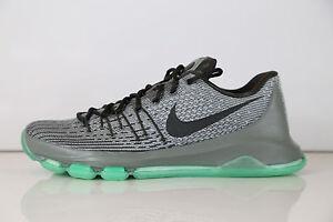 Nike KD 8 8 8 Hunts Hill Night Night Silver Pewter verde Glow 749375 020 620df6