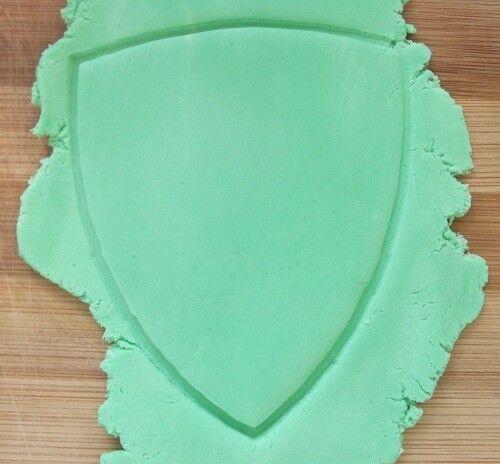 Écusson ECUSSON Forme Cookie Cutter Biscuit Pâtisserie Fondant plaque an14