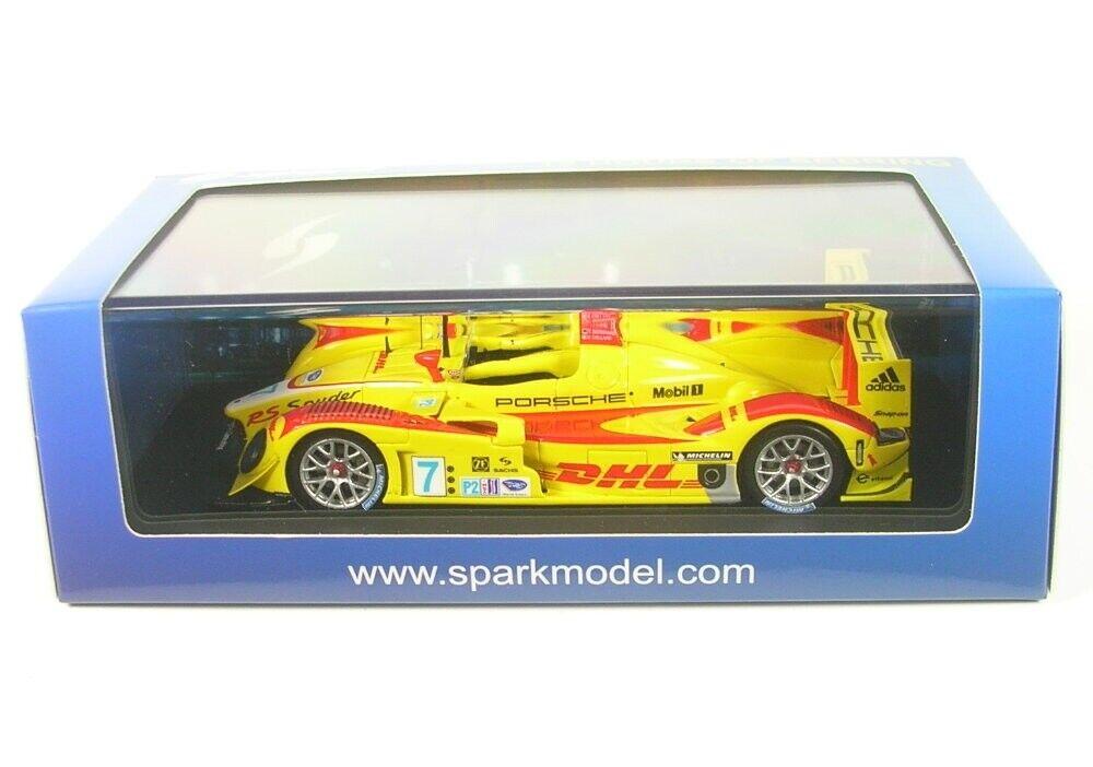 Porsche RS Spyder No. 7 Penske Racing Winner 12H Sebring 2008 (R. Dumas-T....