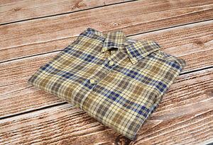 GANT-The-Hugger-Oxford-MEN-Camisa-De-Algodon-Talla-M-Genuino