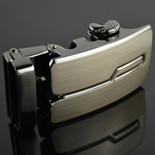Fashion Leather Alloy Strap Waist Waistband Belt Buckle Automatic