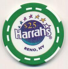 Harrah's Reno $25 Chip  1996