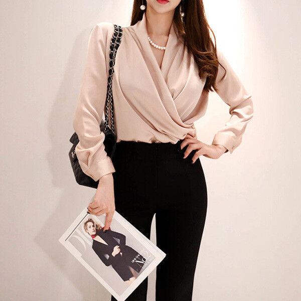 Dimensioneur completo donna beige nero camicia manica lunga e pantalone cod 4864