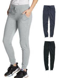 Champion Jersey Pants Women/'s Plus Sizes Workout Stretching Open Leg Tag Free