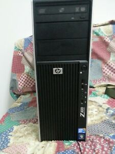PC-gaming-HP-workstation-INTEL-Xeon-esacore-i7-12gb-Ram-NVidiaGTX570-SSD120-HD
