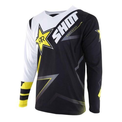 Shot Kontakt Rockstar 3.0 Jersey Leicht Motocross Competition Replik Oberteil