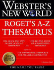 Webster's New World Roget's A-Z Thesaurus by Charlton Laird, The Editors of the Webster's New World Dictionaries (Paperback, 1999)