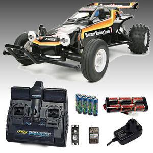 Tamiya Le Bundle Car Deal Rc Hornet. Radio, batterie 3300 et chargeur 58336 5060233105335