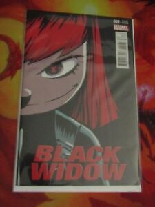 Black Widow #1 2016 Series Marvel Skottie Young Baby Variant Cover