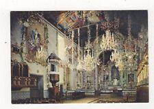 Madeira Igreja d'Etreita do Camara de Lobes Postcard 722a