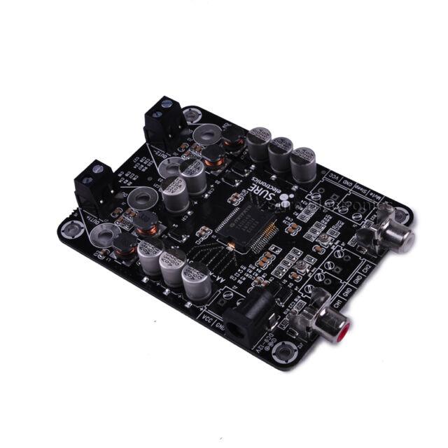 2 x 15 Watt 4 Ohm Class D Audio Amplifier Board-ta2024 15w Stereo Mini T-Amp