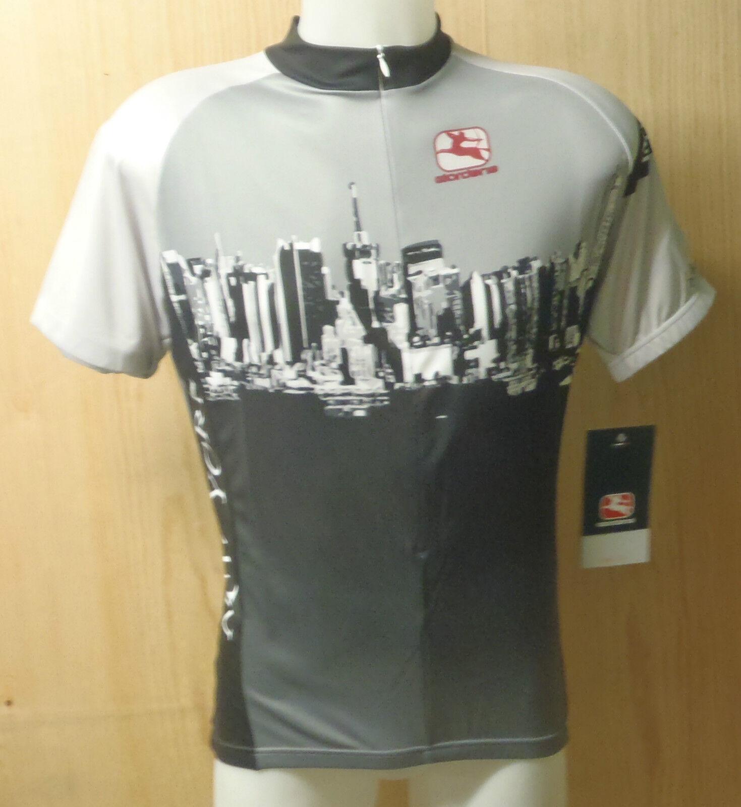 GIORDANA NEW YORK GENTS CYCLING JERSEY M L XL XXL 3XL UK P&P FREE