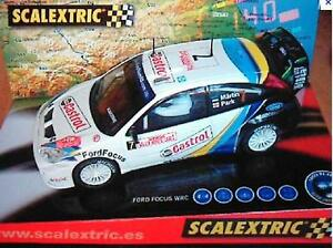 SCX-6147-Ford-Focus-WRC-Montecarlo-Nuevo-New-Scalextric-Tecnitoys