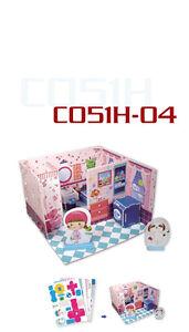 Puzzle Cubic Fun 41 Teile - 3D Puzzle - Honey Room: Badezimmer (S... (41974)