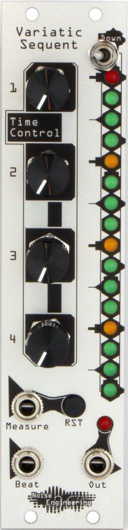Geräusch Entwicklung Variatic Sequent  Eurorack  Neu Detroit Modular]