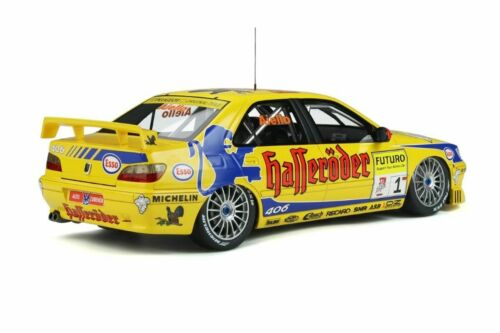 Peugeot 406 Laurent Aiello Super Tourenwagen Cup 1998 1:18 OttOmobile OT 324 NEU