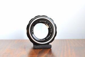 NIKON-Nikkor-S-Auto-50mm-f-1-4-Pre-Ai-Good-Condition