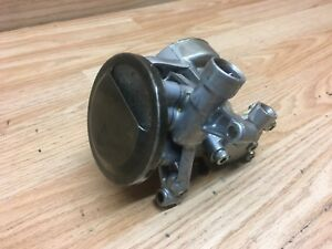 Yamaha V Max VMX 1200 1985 Engine Oil Pump With Housing & Pickup Strainer