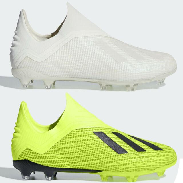 adidas X18 FG Junior Football BOOTS for