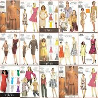 Vogue Sewing Pattern Misses Clothes Pattern Size 6 To 12 You Pick