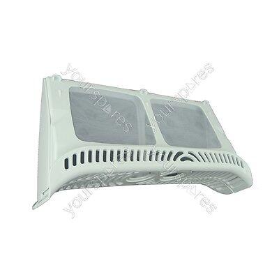 GENUINE Hotpoint Dryer Fluff Lint Mesh Filter Fits TVFS73BGGUK  TCFM80CGKUK